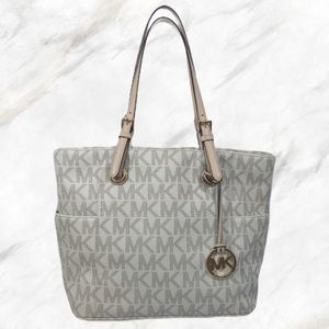 Michael Kors signature design tote
